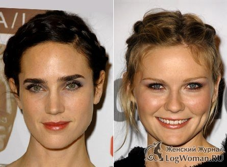 Jennifer Connelly and Kirsten Dunst